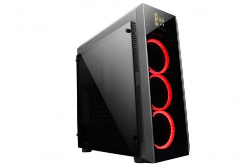 Chieftec GL01B: Neues Gaming-Gehäusen mit RGB