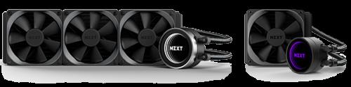 NZXT: Kraken X72 und Kraken M22 - Neue AiO-Wasserkühlungen