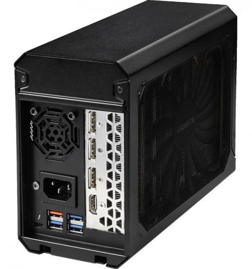 Bild: Gigabyte stellt RX 580 Gaming Box als dedizierte, externe Grafikkarte vor