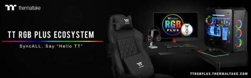 Bild: Thermaltake präsentiert TT RGB Plus Ecosystem mit Ai Voice Control