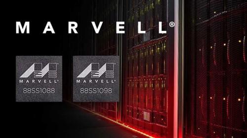Marvell stellt neue SSD-Controller mit NVMe-1.3-Standard vor