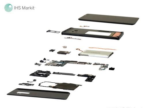 Galaxy S9+: Höhere Materialkosten als beim iPhone X