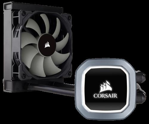 Bild: Corsair Hydro Serie H60: Komplett überarbeitete CPU-Flüssigkeitskühlung