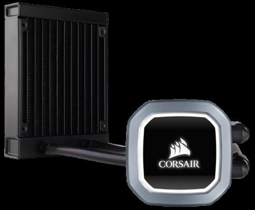 Corsair Hydro Serie H60: Komplett überarbeitete CPU-Flüssigkeitskühlung
