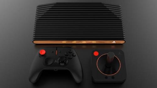 Atari VCS: Konsole mit Retro-Charme wird mit AMD-APU ausgestattet