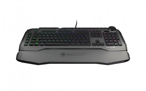 Roccat Horde Aimo: RGB-Gaming-Tastatur mit Membranical-Tasten