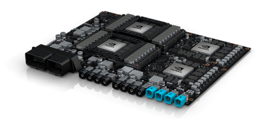 Nvidia stellt Tests mit autonom fahrenden Autos vorerst ein