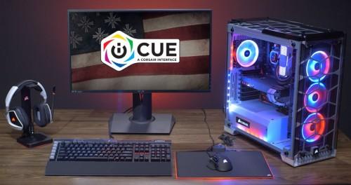 Bild: Corsair iCUE: Intelligente und einheitliche Steuerung der RGB-LEDs im PC