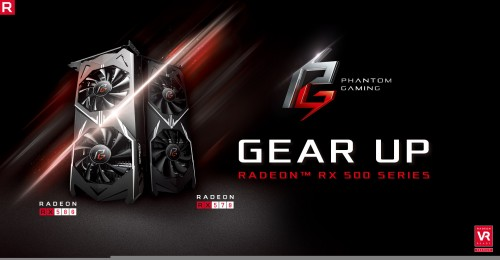 Phantom Gaming: AMD-Grafikkarten von ASRock