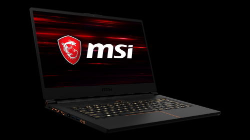 MSI GS65 Stealth Thin: Gaming-Laptop mit 144-Hz-Display im schmalen Gehäuse