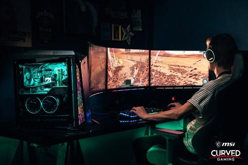 Bild: MSI G.A.M.E. Unlimited: Neue Komplett-PCs mit Intel-CPUs