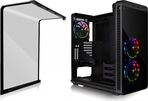 View 37 RGB Edition und View 37 Riing Edition: Neue Midi-Tower von Thermaltake