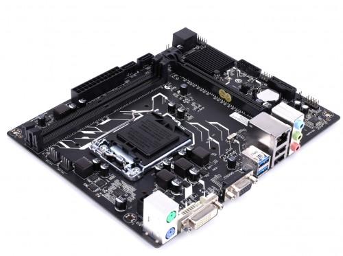 Colorful BattleAxe: Mainboards mit Intel B360 und H310 Chipsatz vorgestellt