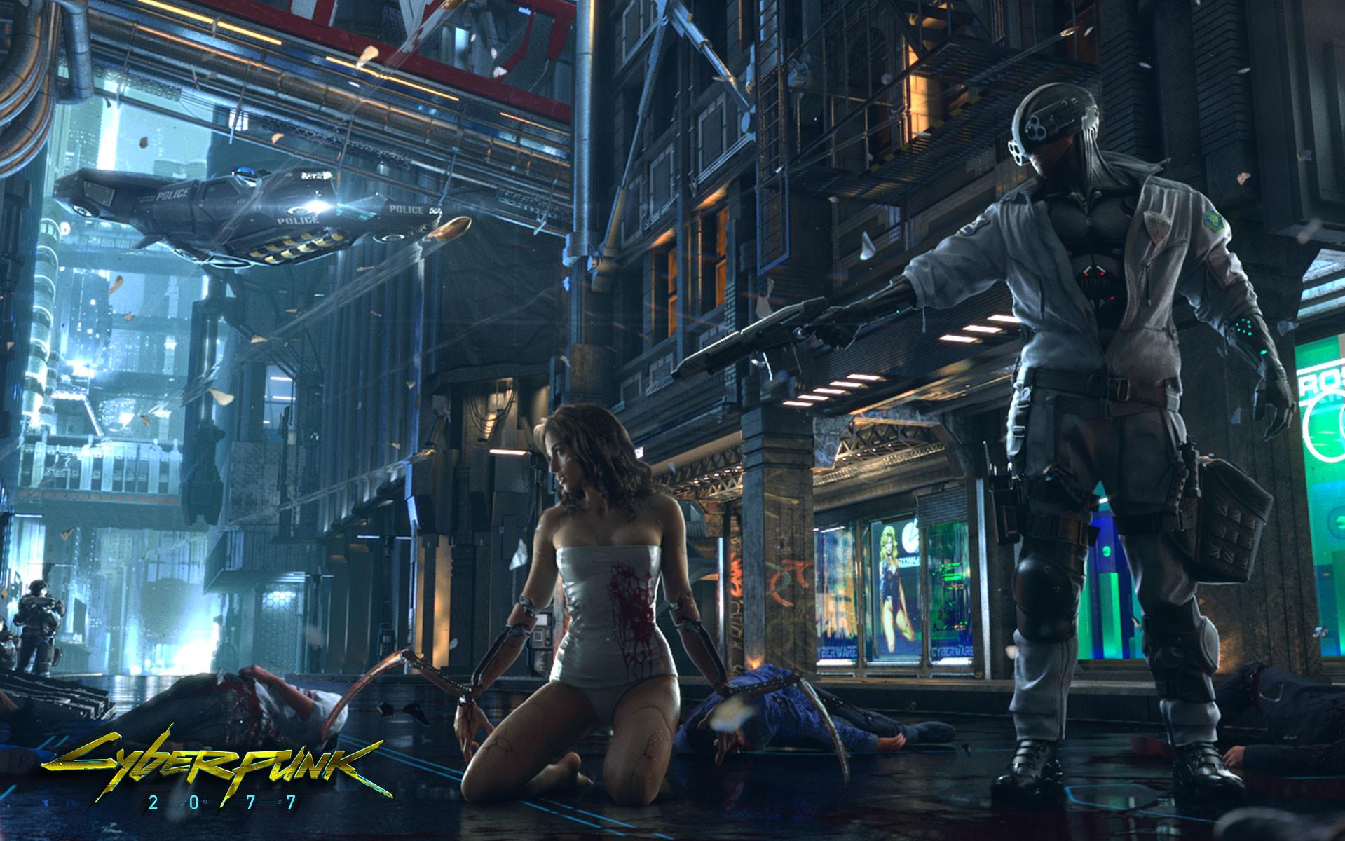 Cyberpunk 2077: Rund 400 Aufträge und Nebenmissionen geplant