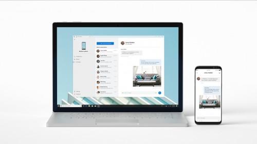 Your Phone: Smartphone-Funktionen für den Desktop-PC