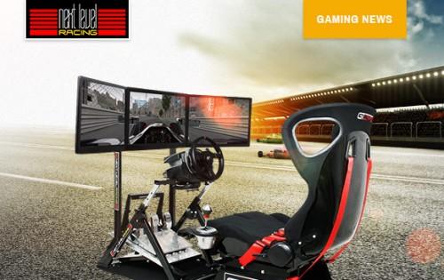 Racing-Cockpits von Next Level Racing bei Caseking