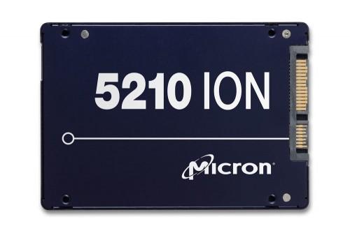 Micron stellt erste Industrie-SSD mit Q-NAND-Flash vor