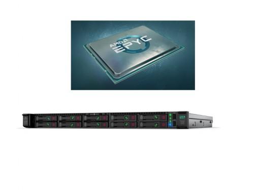 HPE bietet ab sofort auch Server mit AMD-Prozessoren an