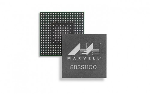 Marvell: Neue NVMe-SSD-Controller für QLC-NAND-Chips
