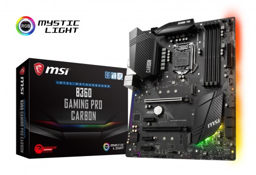 MSI: Intel Core i7-8086K mit allen Mainboards ohne BIOS-Update kompatibel