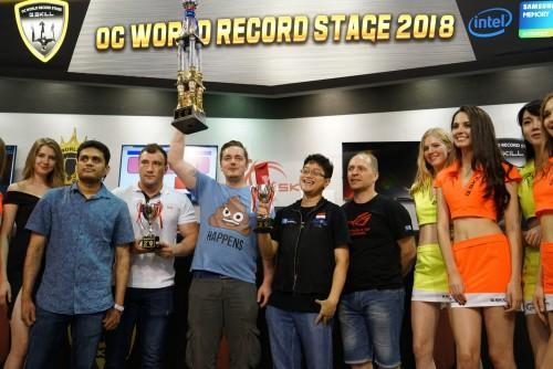 Dancop gewinnt den G.SKILL OC World Cup 2018