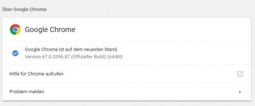 Google Chrome 67: Neue Sicherheitsmechanismen für Erweiterungen