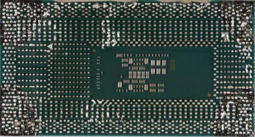 Intel Cannon-Lake: Bilder eines Zwei-Kern-Dies aufgetaucht