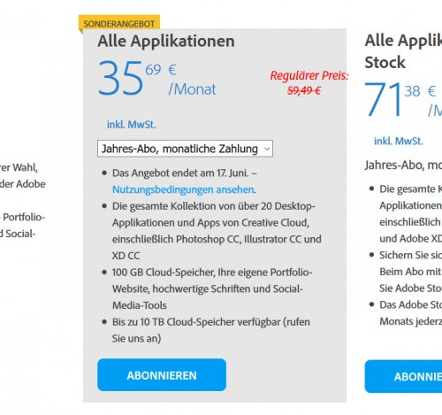adobe bauhausstil angebot