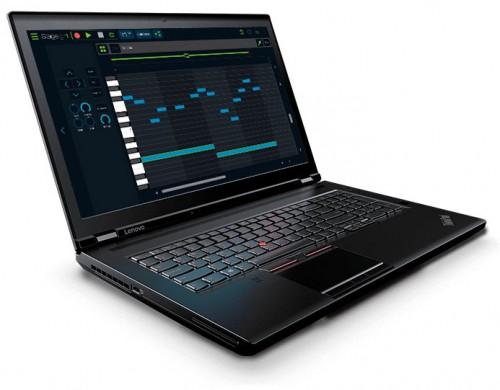 Lenovo ThinkPad P52 mit Xeon-CPU und Quadro-GPU