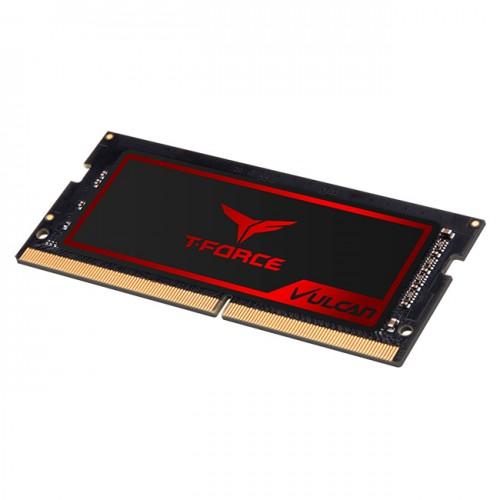 TeamGroup: DDR4-RAM T-Force Vulcan für Notebooks vorgestellt