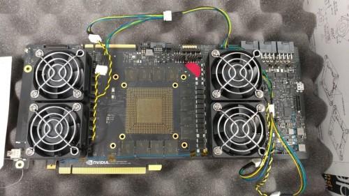 Nvidia GeForce GTX 1180 Ti: Prototyp-Board mit GDDR6-Speicher aufgetaucht?
