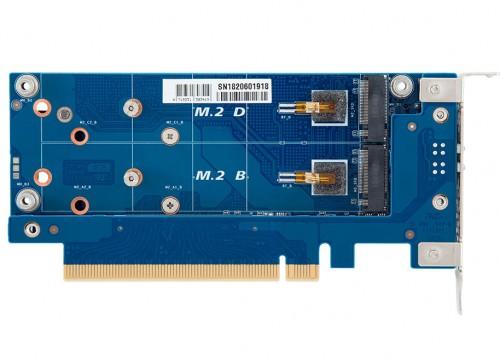 Gigabyte CMT403x: M.2-PCIe-Adapter für bis zu vier M.2-SSDs