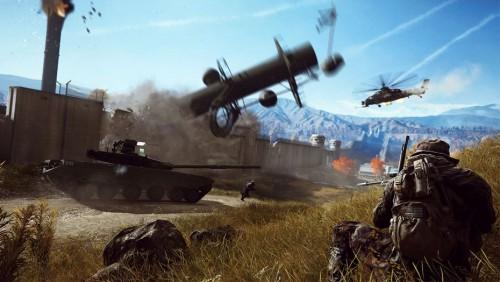 Battlefield 4: Second Assault kurze Zeit kostenlos