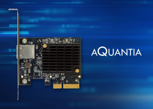 Aquantia AQtion AQN-107: 10GBASE-T Ethernet für Gamer