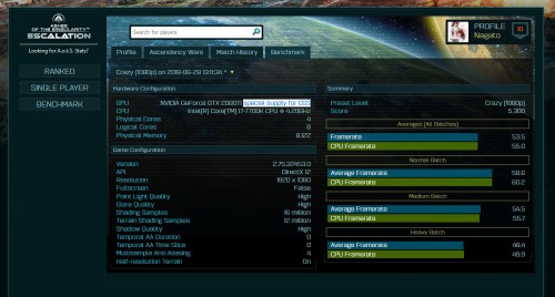 Geforce GTX 2080 Ti: Benchmark aus Ashes of the Singularity aufgetaucht