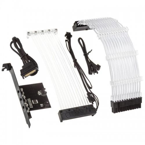 Lian Li Strimer: ATX-Kabel mit RGB-Beleuchtung