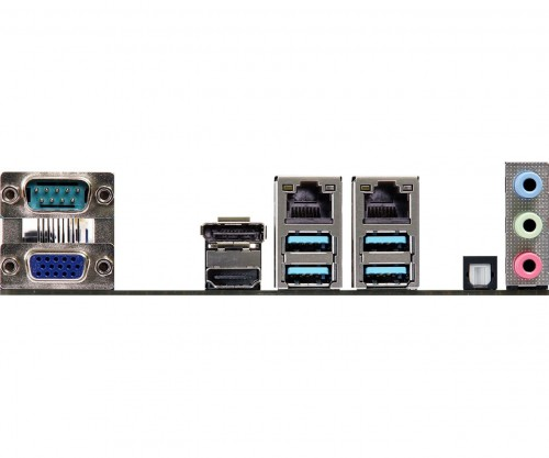 ASRock C246M WS: mATX-Mainboard für Intel-Xeon-CPUs