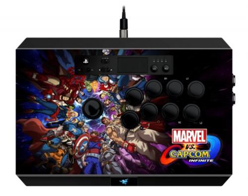 Razer kündigt Arcade-Fighting-Stick für PlayStation 4 an