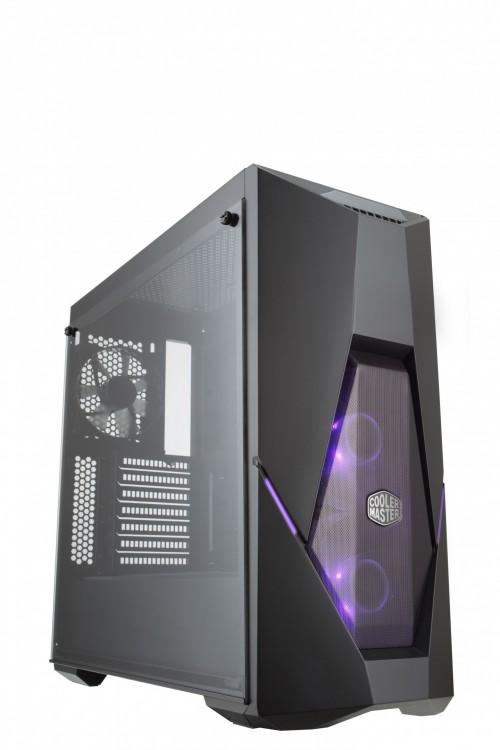 Cooler Master MasterBox K500: Midi-Tower für 50 Euro