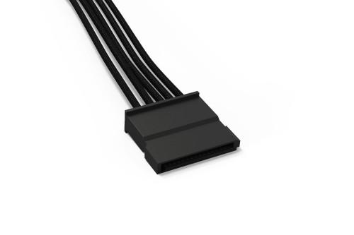 be quiet!: Neue gesleevte Kabel für modulare Netzteile