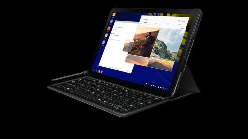 Samsung Galaxy Tab S4 mit S Pen vorgestellt