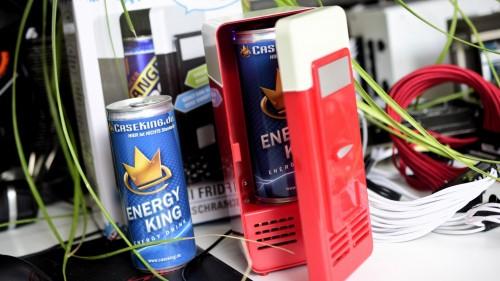 Mini Kühlschrank Mit Usb : Videotest was taugt ein usb kühlschrank