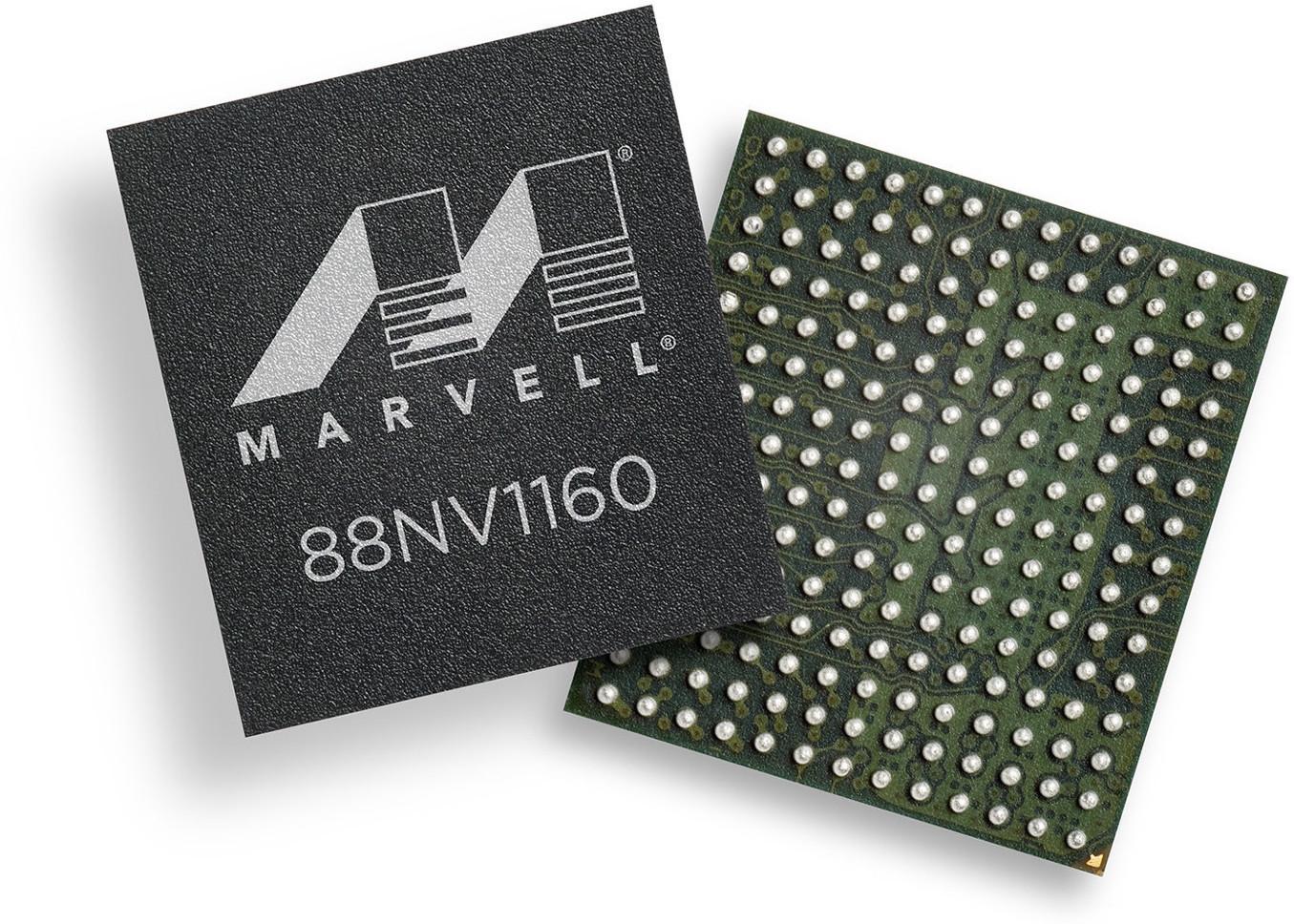 Marvell arbeitet an einem SSD-Controller mit Ki-Funktionen