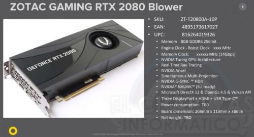 GeForce RTX 2080 (Ti): Preise geleaked - Fotos inside