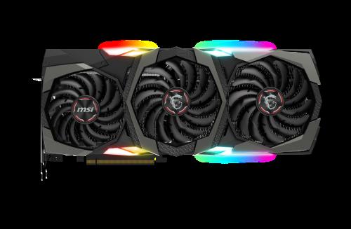 MSI: Custom-Designs der Nvidia GeForce RTX Serie vorgestellt