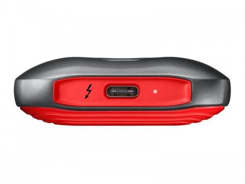 Samsung X5: NVMe-SSD im externen Gehäuse mit Thunderbolt 3 vorgestellt