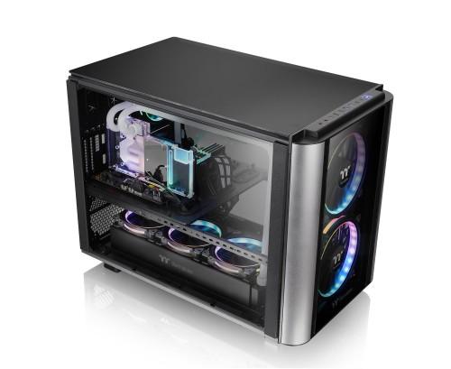Thermaltake Level 20 XT Cube: Kompakter E-ATX-Kasten