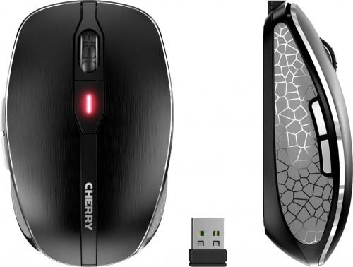 Cherry MW8 Advanced: Wiederaufladbare Design-Maus