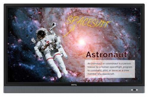 BenQ zeigt neue Multi-Touch-Display-Serie für den Bildungsbereich