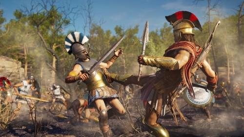 Assassins Creed Odyssey: GeForce GTX 1080 für 4K-Auflösung mit 30 FPS empfohlen